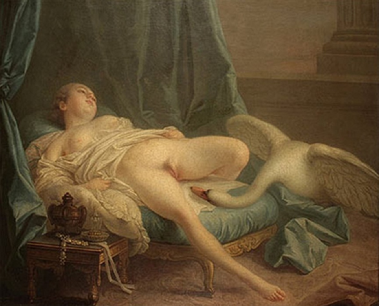 Seems Boucher nude on sofa share your