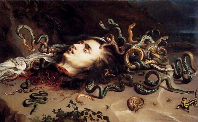 Medusa Protect Me From What I Want