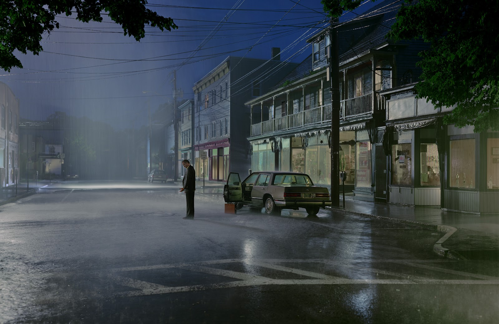 Gregory Crewdson | Protect me from what I want