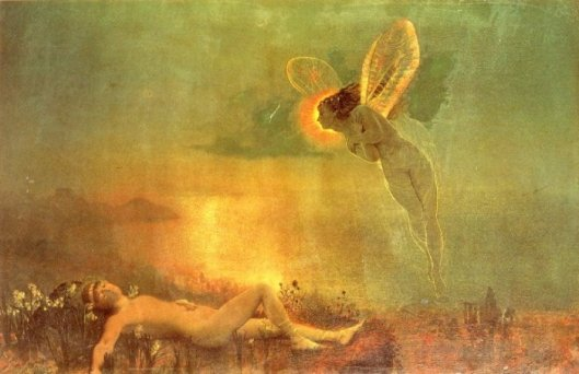 Endymion on Mount Latmus