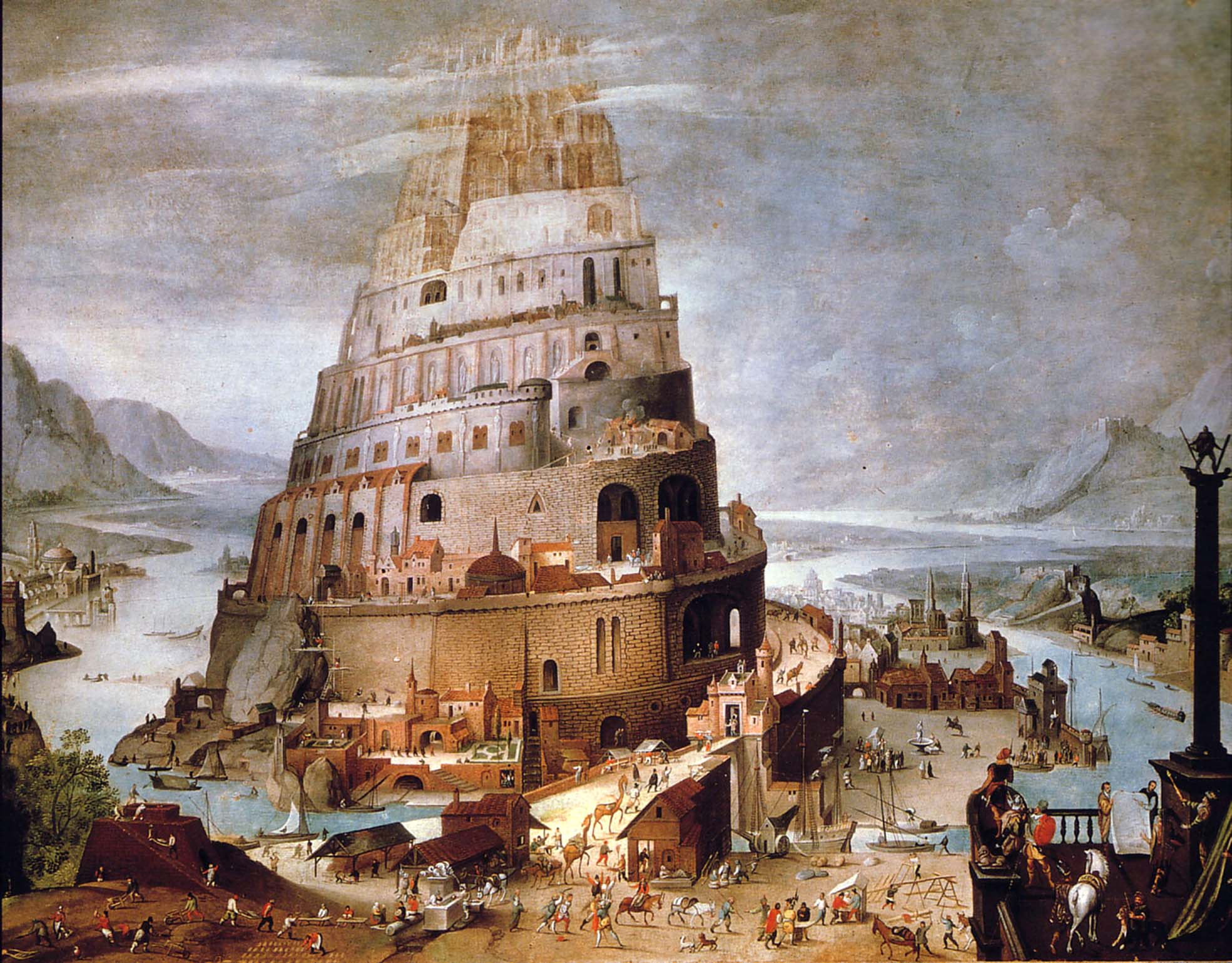 Image result for The Tower Of Babel