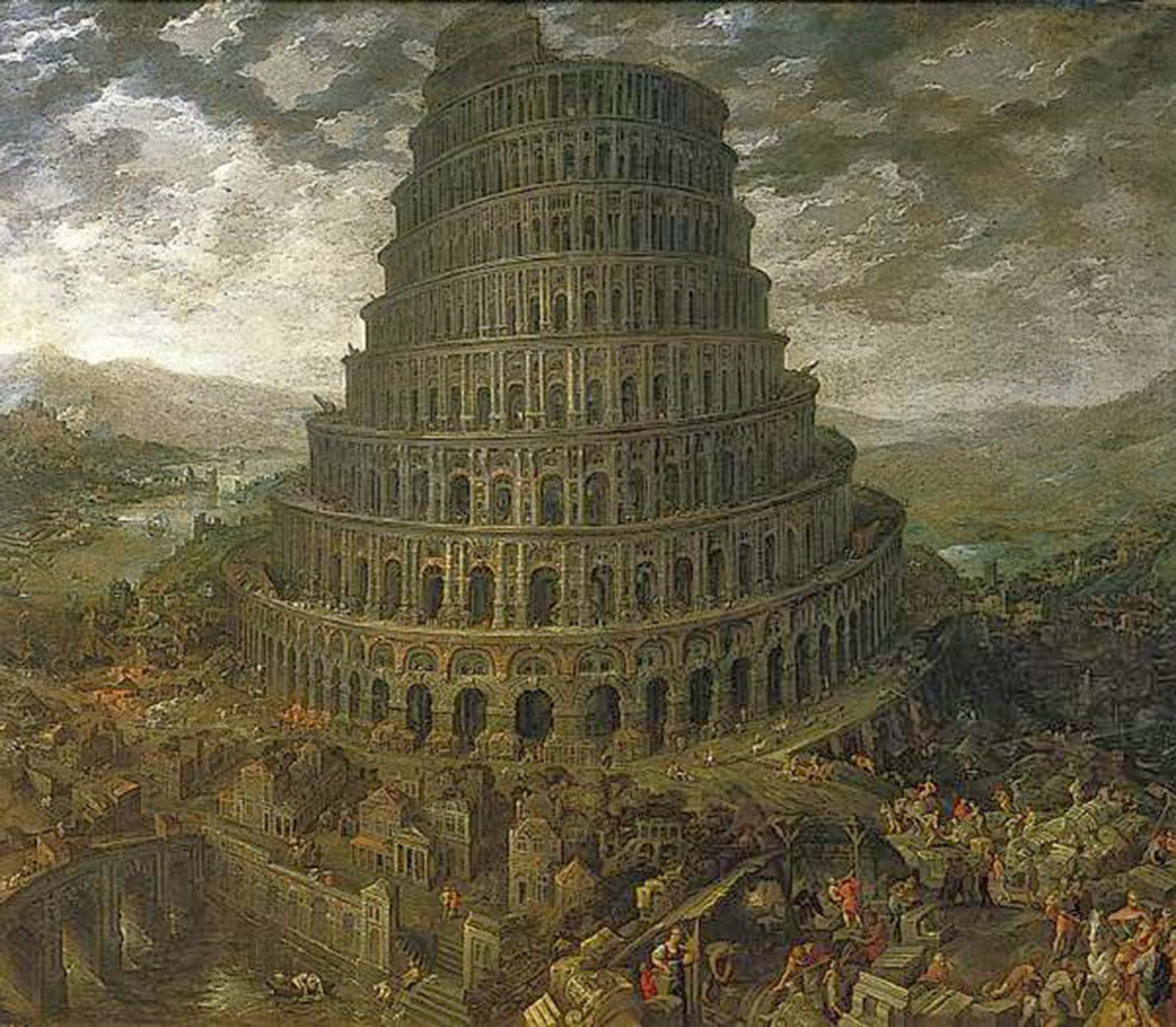 the tower of babel Information on the history, site, and construction of the tower.