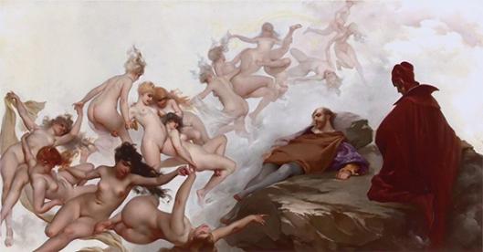 Fausts vision, by Luis Ricardo Faléro