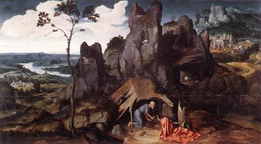 St Jerome in the Desert