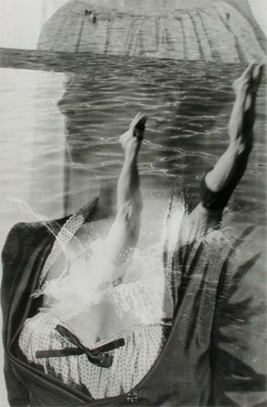 Le plongeon 1948