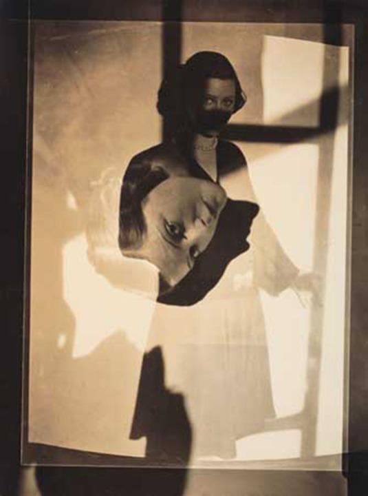Montage (Femme). 1929