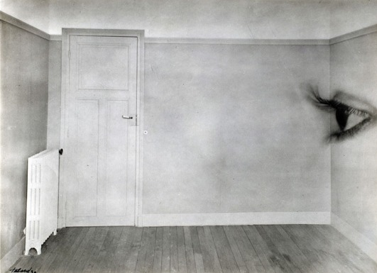 Room with eye, 1930