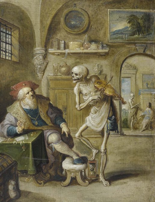 Death and the Merchant