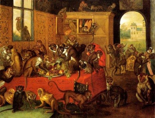 Monkey's Feast