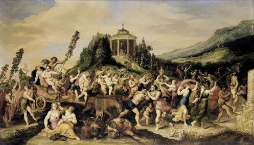 The Triumph of Bacchus