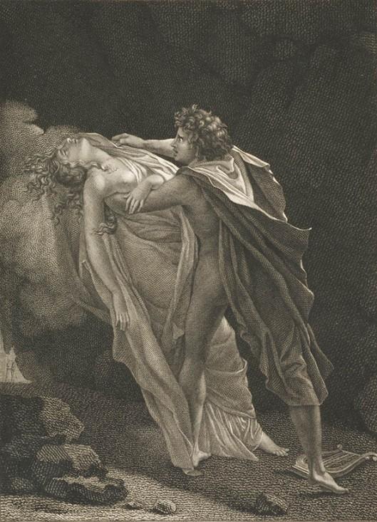 Orphee et Eurydice 1827