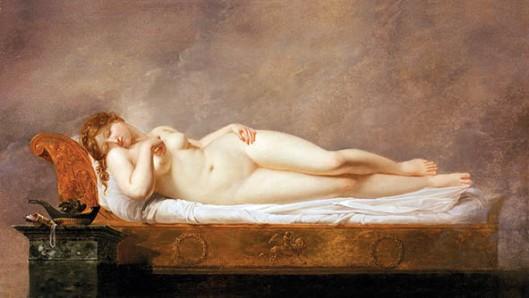 Psyché endormie, 1807