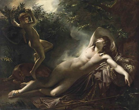 The Sleep of Endymion 1791
